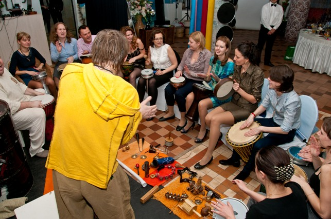 DRUMS & PERCUSSION MASTER-CLASS